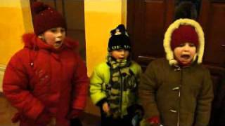Uratura: Aho aho copii si frati - Buruienesti