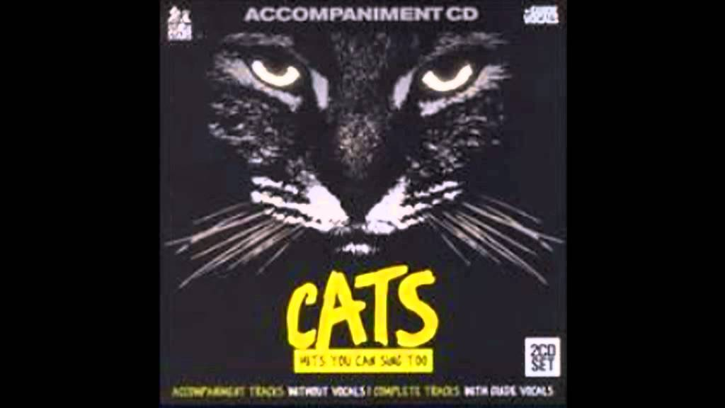 Cats Karaoke- Jellicle songs