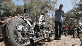 Legendary Freedom Machines   Harley-Davidson Daytona 75