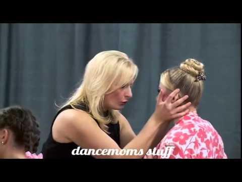 Dance Moms Chloe Falls On Her Face And Cry Youtube