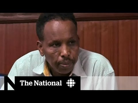 CBC News: The National: Canadian arrested in connection to deadly hotel attack in Kenya