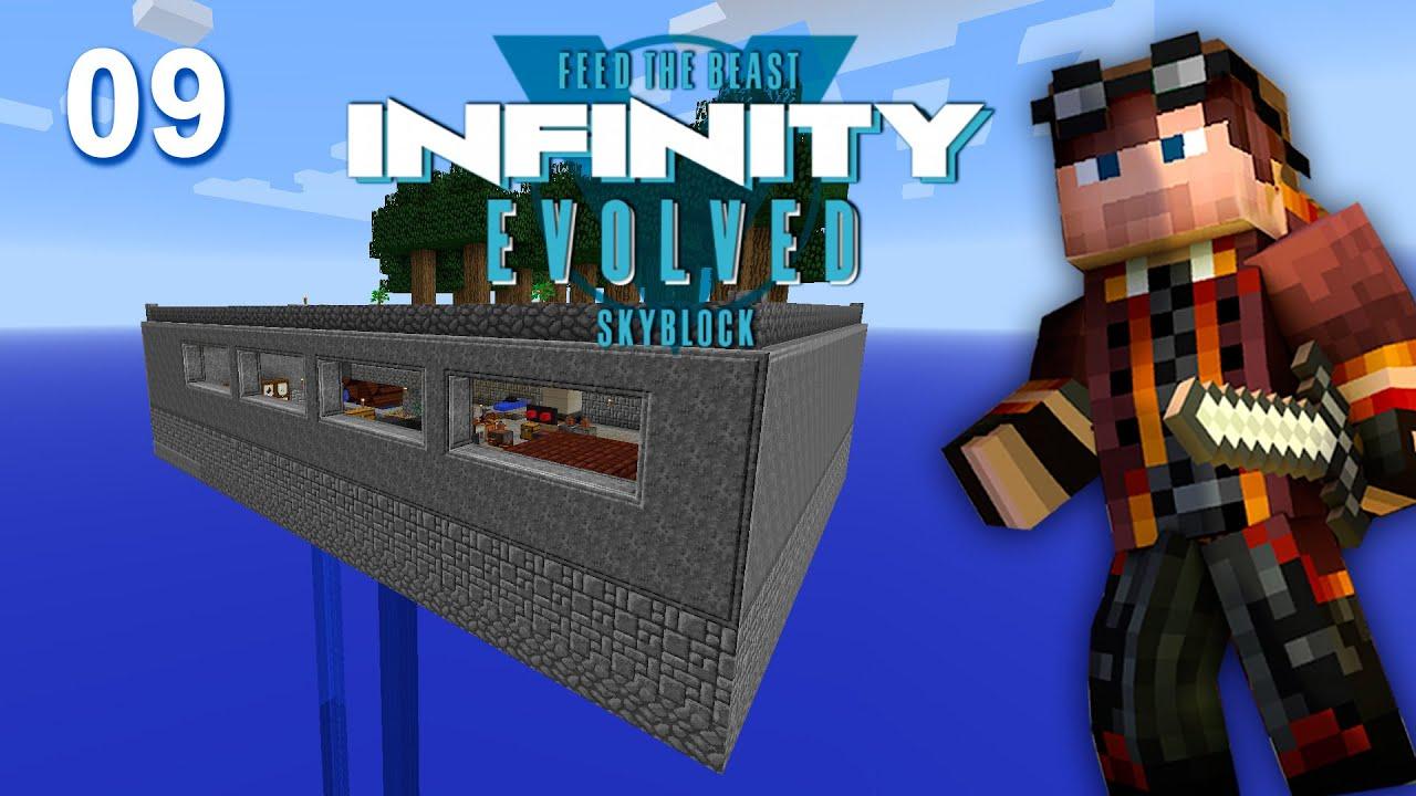 Ftb infinity evolved скачать