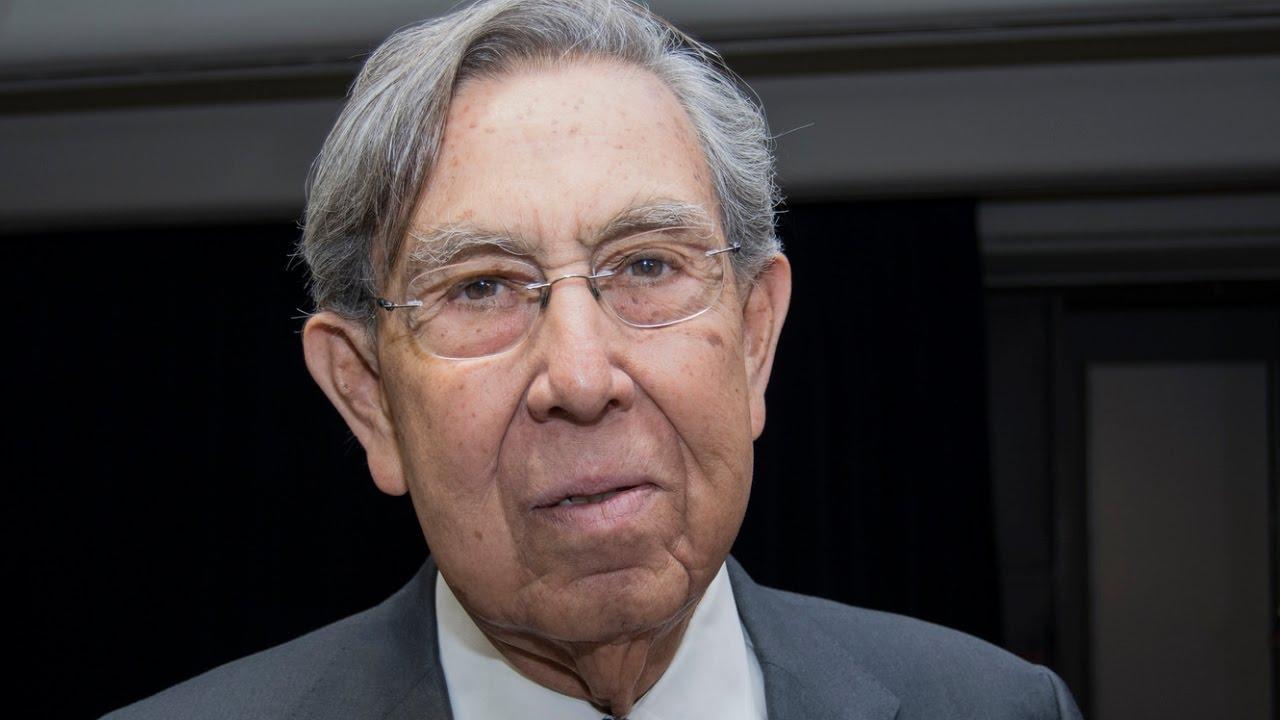 Cuauhtémoc Cárdenas escribe la biografía de su padre, Lázaro Cárdenas -  YouTube