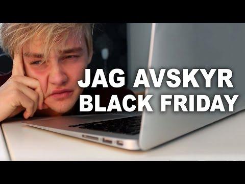 Jag avskyr Black Friday!