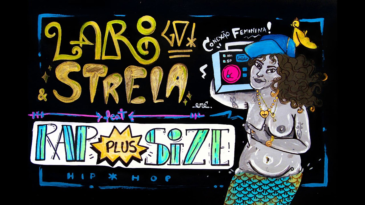 Rap Plus Size ft. LaryGo & Strela -