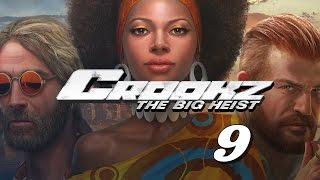 Прохождение Crookz - The Big Heist #9 - Оно движется!