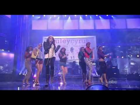 Miley Cyrus - Fly On The Wall @ Live AMA 2008 | MILEYCYRUS.FR