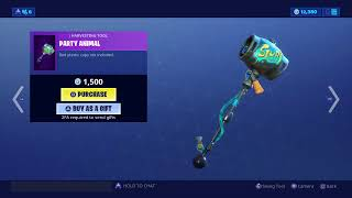 FORTNITE - NEW TOY SOLDIER SKINS & BUYING SLURP JUICE PICKAXE !!