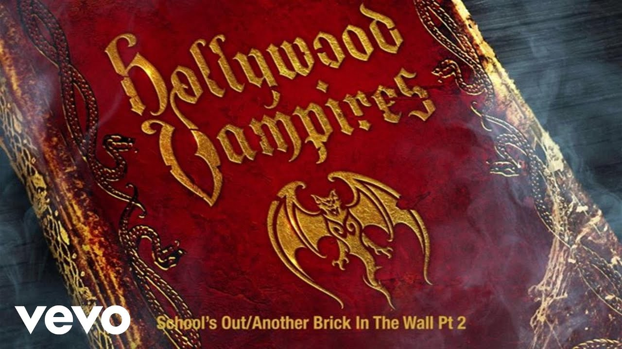 hollywood vampires school 39 s out another brick in the. Black Bedroom Furniture Sets. Home Design Ideas