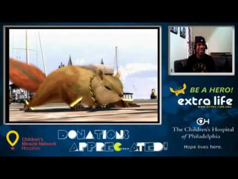Bayonetta 2: Charity Stream For The Children's Hospital of Philadelphia (Part 2)