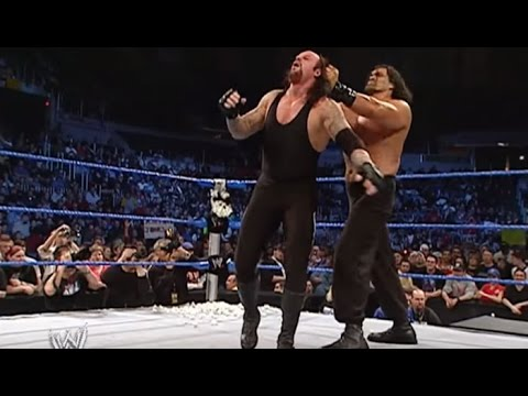 Great khali vs undertaker best fight thumbnail
