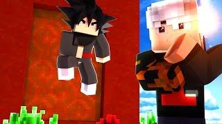 Minecraft: DIMENSÕES - PORTAL PARA O ??? ‹ Ine ›