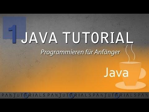 Java Tutorial Programmieren für Anfänger - YouTube