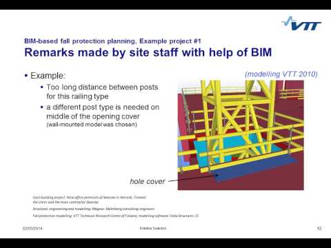 BIM promoting construction site safety -- Industry examples