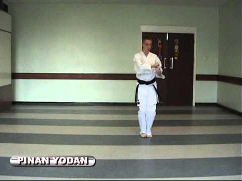 Purple Belt Grade CHKA Karate Wado Ryu
