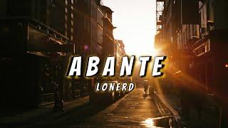 Lonerd - Abante...