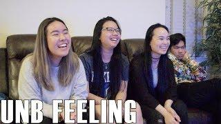 UNB (유앤비)- Feeling (Reaction Video) - Stafaband