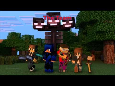 Minecraft animation: Welcome to the club