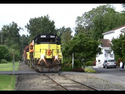 HD Father's Day Train in the Golf Club