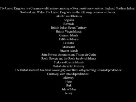 United Kingdom – United Kingdom of Great Britain and Northern Ireland