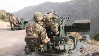 الجيش الجزائري يقضي على 6 إرهابيين بولاية تيزي وزو (29/04/2015)