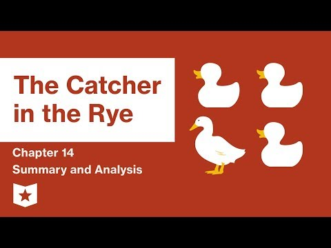 the-catcher-in-the-rye- -chapter-14-summary-and-analysis- -j.d.-salinger