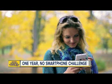 Brooke Taylor - Get Paid $100K To Not Use Your Phone For 1 Year!