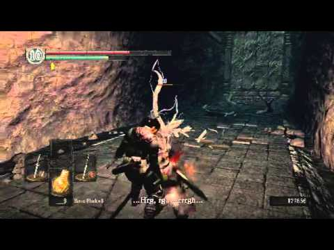 how to jump dark soulsl 1