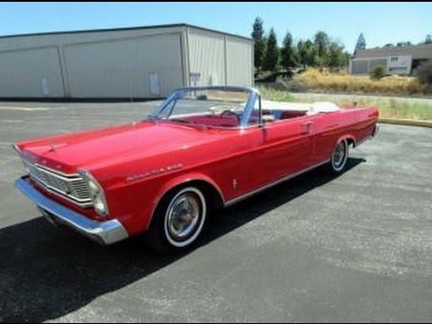1965 Ford Galaxie 500 Convertible On GovLiquidation.com