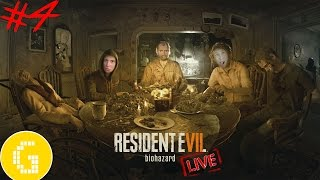 VÉGJÁTÉK! Resident Evil 7 LIVE #4 - GameGeek