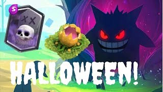 HALLOWEEN UPDATES – Clash Royale, Clash of Clans, Pokemon Go and PewDiePie's Tuber Simulator