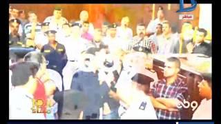 العاشرة مساءً| أول حوار بين باسم عودة وقاضى فض اعتصام رابعة