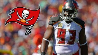 Gerald McCoy Buccaneers Highlights: 93 Days till Kickoff