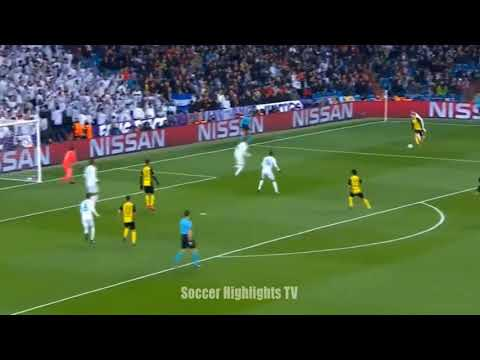 Real Madrid vs Dortmund 3-2 All Goals and Highlights Champions League December 6 , 2017