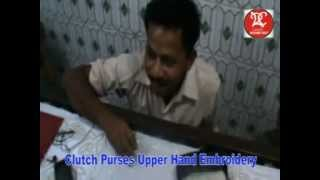 India Embroidery Clutches Purses Making--Video-1 Thumbnail