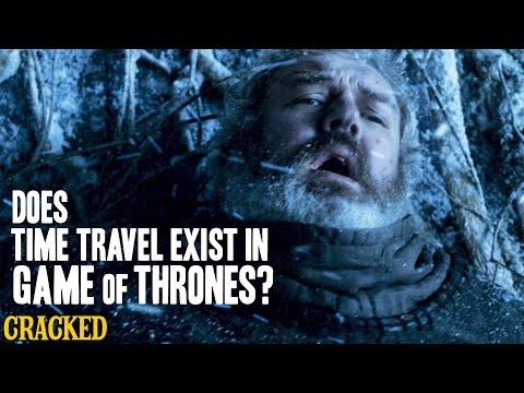 Does Time Travel Exist In Game of Thrones? - Winter is Taking Forever