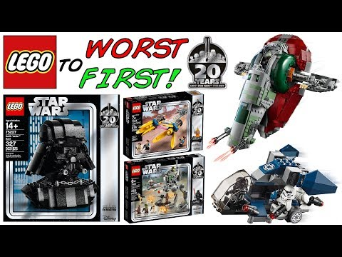 lego-worst-to-first-|-all-lego-star-wars-20th-anniversary-sets!