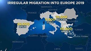 I dati Frontex: mai cosi pochi migranti, in Italia 11.500 sbarchi nel 2019