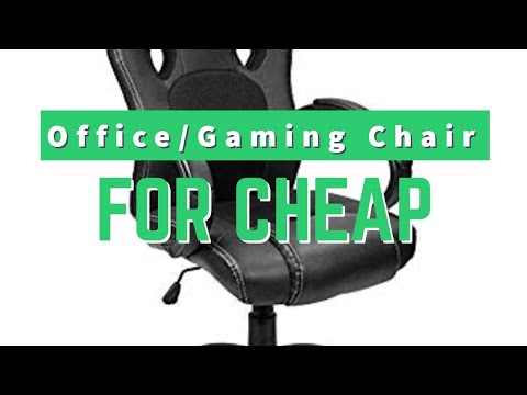 The Best Office/Gaming Chair for Your Money! Furmax Office/Gaming Chair Review