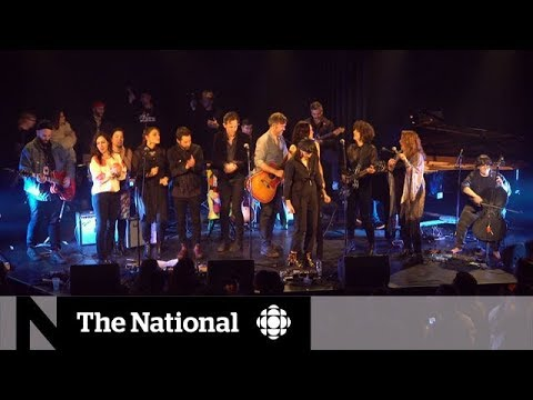 Tour unites Indigenous and non-Indigenous artists