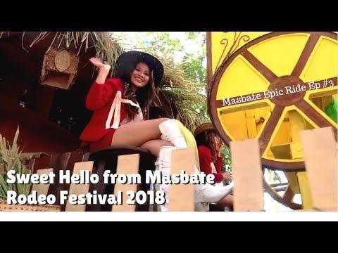 Masbate Ep3: Rodeo Grand Parade 2018│AskMoTour#1