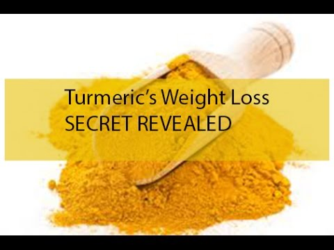 Turmeric's Weight Loss Secret Revealed:- Dosage, how and when to take and precautions