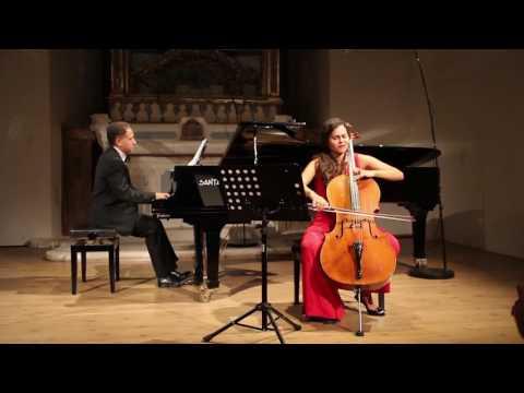 MARTINA BIONDI & PAOLO MANFREDI play R. Schumann: Adagio e Allegro op.70