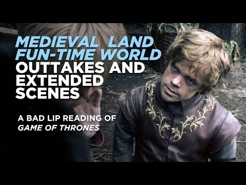 BONUS AND EXTENDED SCENES — 'MEDIEVAL LAND FUN-TIME WORLD'