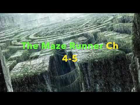 The Maze Runner Chapter 4-5: LuckyReads Audio