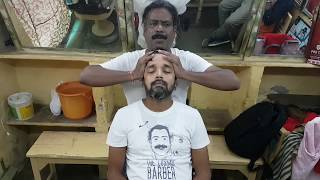 Cosmic Barber Baba Sen Amazingly Relaxing Massage