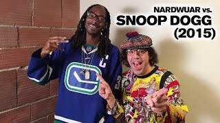 Nardwuar vs. Snoop Dogg (2015)