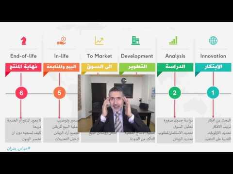 product life cycle تطوير المنتج