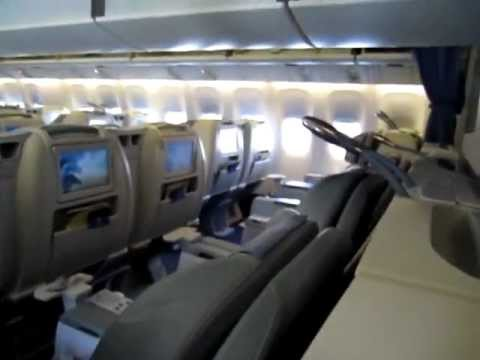 Airbus a330-300 seating