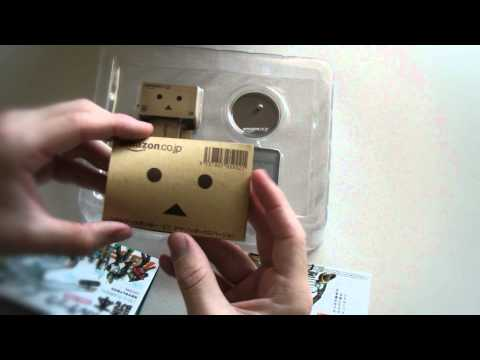 Unboxing of Danboard Danbo mini Amazon.co.jp
